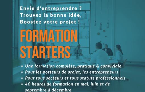 Une formation entreprenariale chez EPHEC Formation Continue !