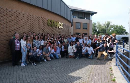 Bienvenue aux étudiant·es Erasmus !