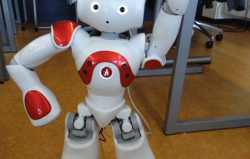 Je suis NAO le petit robot…