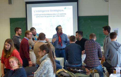 Semaine internationale Louvain-la-neuve