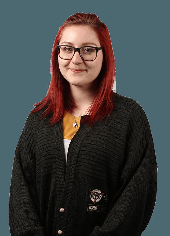Marie Heinen, Diplômée en technologie de l'Informatique 2016