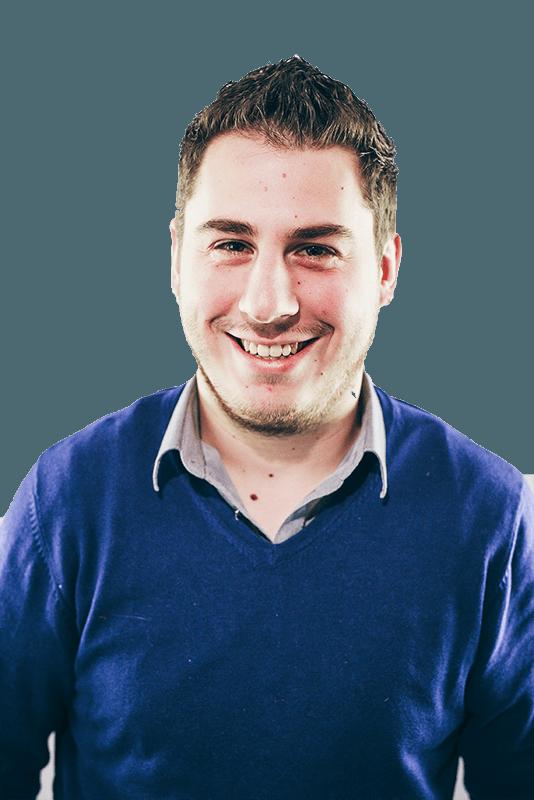 Nicolas Boogaerts, diplômé e-business 2016